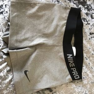 Nike Shorts - 3-Pack Nike Pro spandex